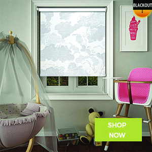 Nursery Blackout Blinds