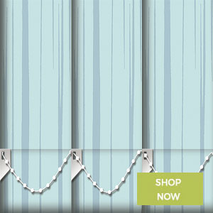 Waterproof Replacement Vertical Blind Slats