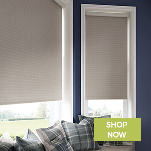 Thermal Cordless Roller Blinds