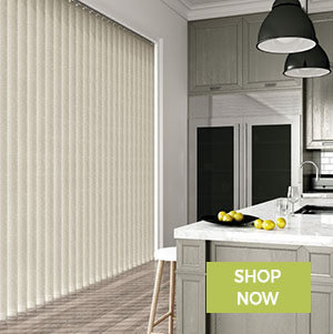 Thermal Replacement Vertical Blind Slats