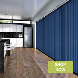 Thermal Vertical Blinds