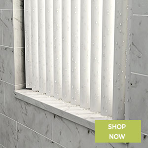 Waterproof Rigid PVC Blinds