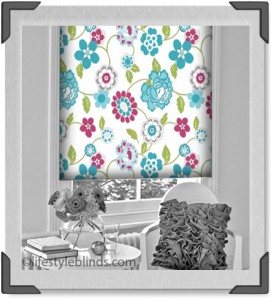 Blinds With Funky Patterns For Unique Style