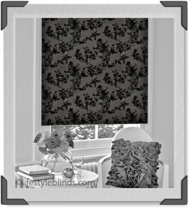 Stylish Patterned Blinds