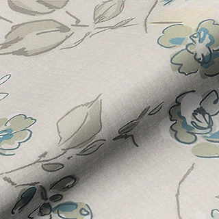 Made to Measure Roller Blinds Aviary Fawn Zoom