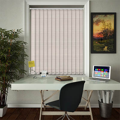 Replacement Vertical Blind Slats Cane Spice Main