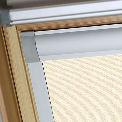 Blackout Blinds For Keylite Roof Skylight Windows Coffee Frame Two