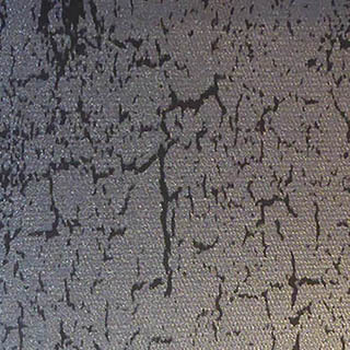 Made to Measure Waterproof Vertical Blinds Crackles Black Zoomed