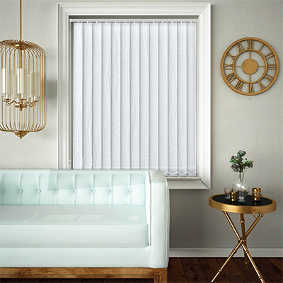 Replacement Vertical Blind Slats Dune Frost Main