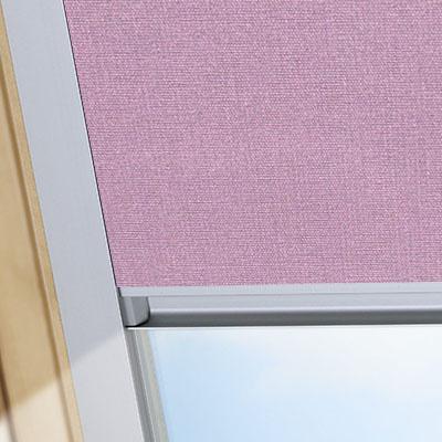 Blackout Blinds For Keylite Roof Skylight Windows Gentle Lavender Frame One