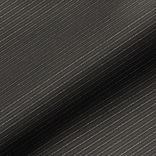 Made to Measure Vertical Blinds Glitter Stripe Black Zoomed