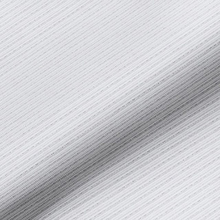 Made to Measure Roller Blinds Glitter Stripe Silver Zoom