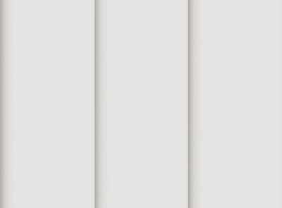 Jeren Cream Rigid PVC Vertical Blinds Close Up