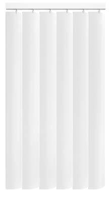 Jeren Off White Rigid PVC Vertical Blind Main Image