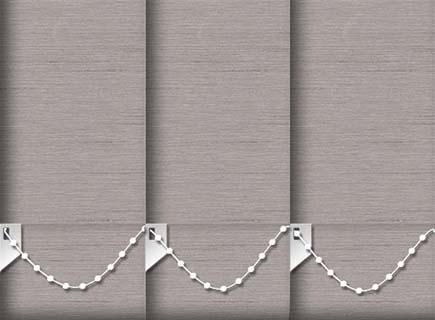 Made to Measure Blackout Vertical Blinds Jordan Alava 3 Slats