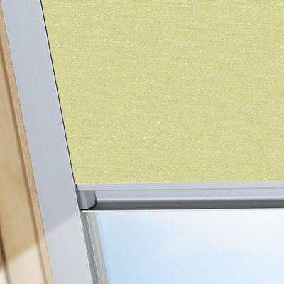 Blackout Blinds For VELUX Roof Skylight Windows Light Green Frame One