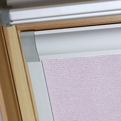 Blackout Blinds For Axis 90 Roof Skylight Windows Light Grey Frame Two