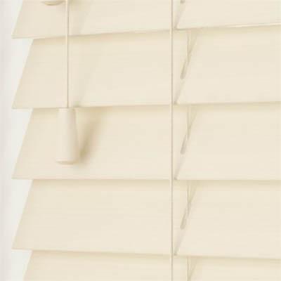 Linara Wood Grain Faux Wood Wooden Venetian Blind Close Up