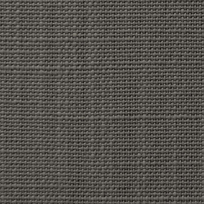 Made to Measure Linen Zinc Grey Roller Blinds
