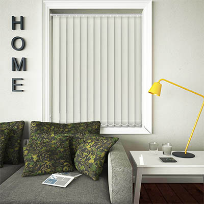 Replacement Vertical Blind Slats Luxe Calico Main