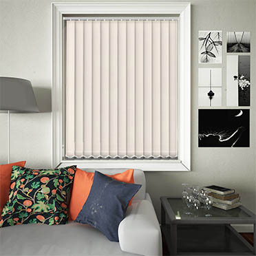 Replacement Vertical Blind Slats Luxe Magnolia Main
