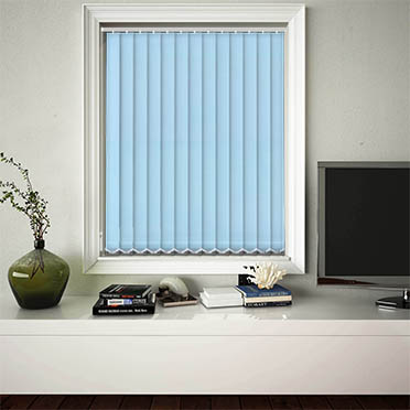 Replacement Vertical Blind Slats Luxe Sky Main
