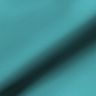 Made to Measure Spring Loaded Cordless Roller Blinds Luxe Teal Zoomed