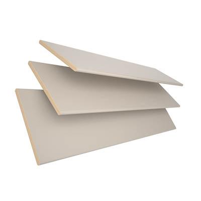Mallow with Vapour Tape Wooden Venetian Blind 3 Slats