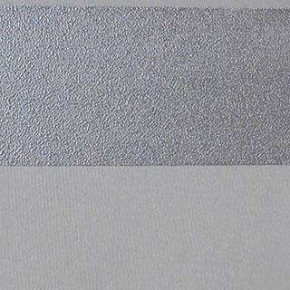 Made to Measure Spring Loaded Thermal Blackout Cordless Roller Blinds Metallic Stripe Shadow Zoom