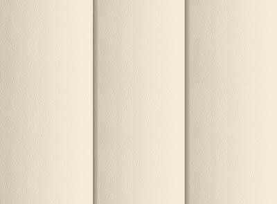Nova Cream Rigid PVC Vertical Blinds Close Up