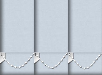 Made to Measure Vertical Blinds Origin Lilac 3 Slats