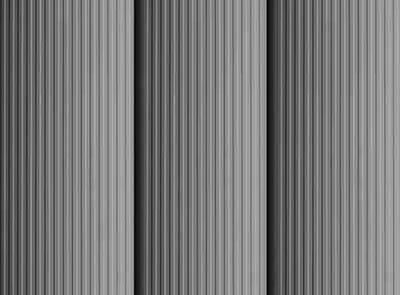 Pula Grey Rigid PVC Vertical Blinds Close Up