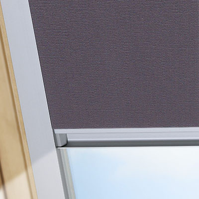 Blackout Blinds For Balio Roof Skylight Windows Smoldering Charcoal Frame One