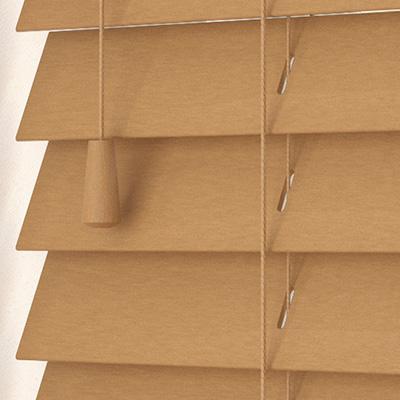 Soho Wooden Venetian Blind Close Up