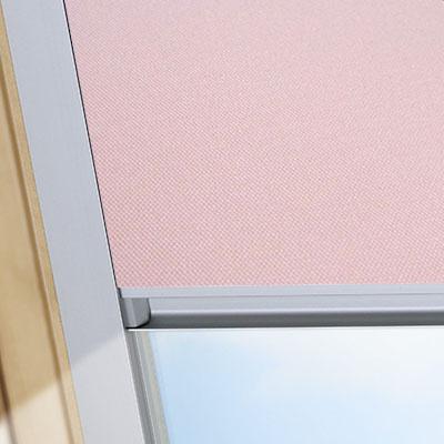 Blackout Blinds For Keylite Roof Skylight Windows Sweet Rose Frame One
