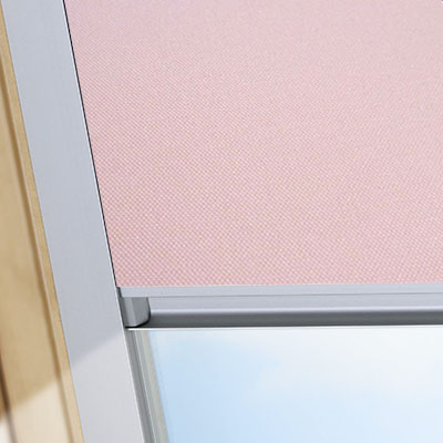 Blackout Blinds For VELUX Roof Skylight Windows Sweet Rose Frame One