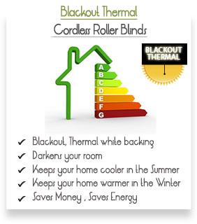 Tropic Tropics Blackout Roller Blinds Banner