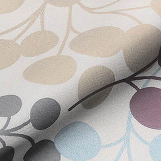 Tutti Grape Made to Measure Motorised Electric Remote Control Roller Blinds