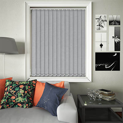 Replacement Vertical Blind Slats Weave Iron Main