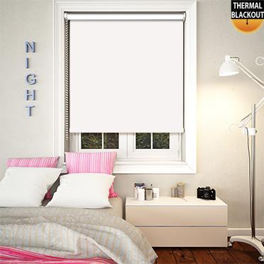 Blackout Thermic Optic White