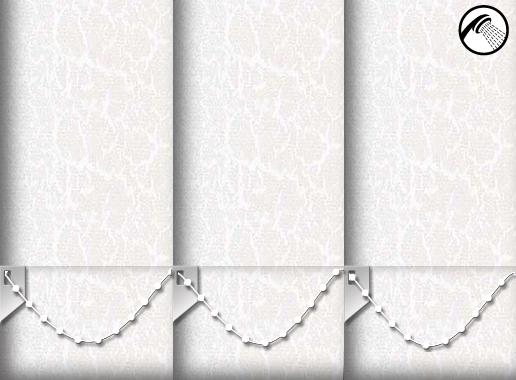 Crackles White