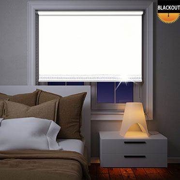Diamonte Ice Roller Blind