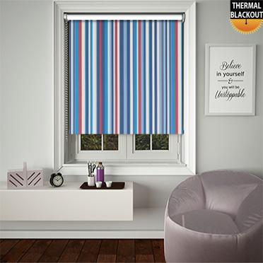 Funky Stripe Sky