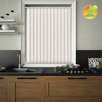 Nordic Ice Vertical Blind