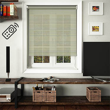 Padre Zest Motorised Roller Blind