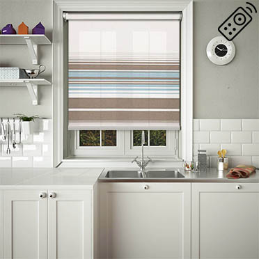 Regal Phillipe Motorised Roller Blind