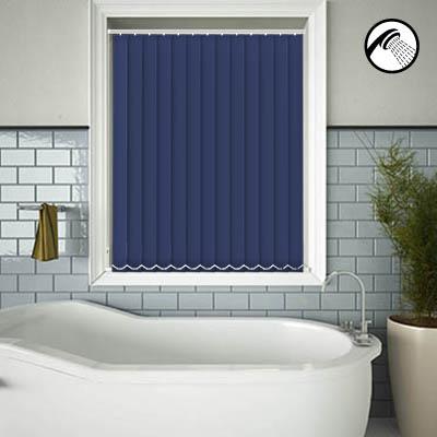 Shower Safe Navy
