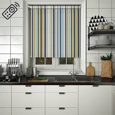 Spectrum Sky Motorised Roller Blind
