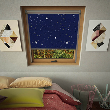 Starry Night Prima For Dakea Windows Skylight Blinds
