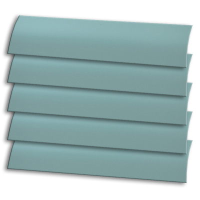 Aqua Pastel Skylight Blind